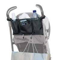 Babyluiers Kinderwagen Zak Kinderwagen Organizer Pouch Accessoires Voor Kinderwagen Wandelwagen Cup Zak Nat Achter Bag Baby Kinderwagen Buggy Tassen