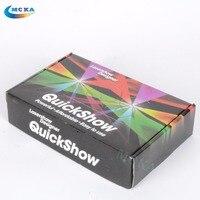 Quickshow Software Laser De ILDA Luz Láser USB Profesional Rápida Show Designer Software Controlador para la demostración del laser