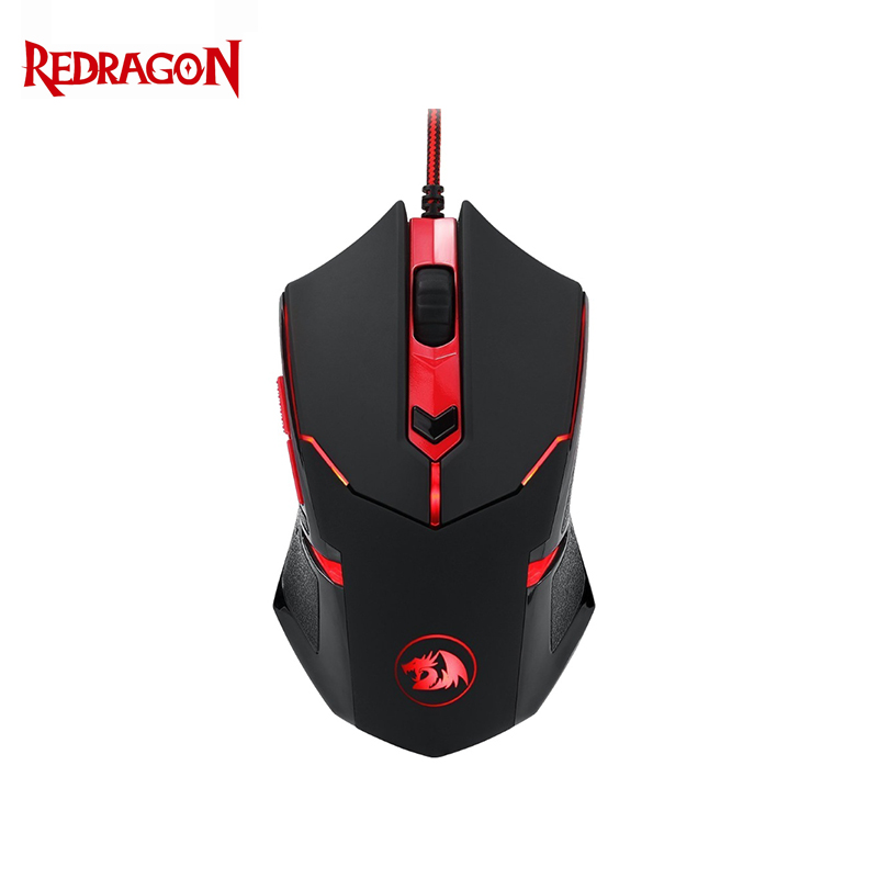 Gaming mouse Redragon Centrophorus игровая мышь trust ziva gaming mouse