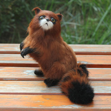 animal large racoon soft toy