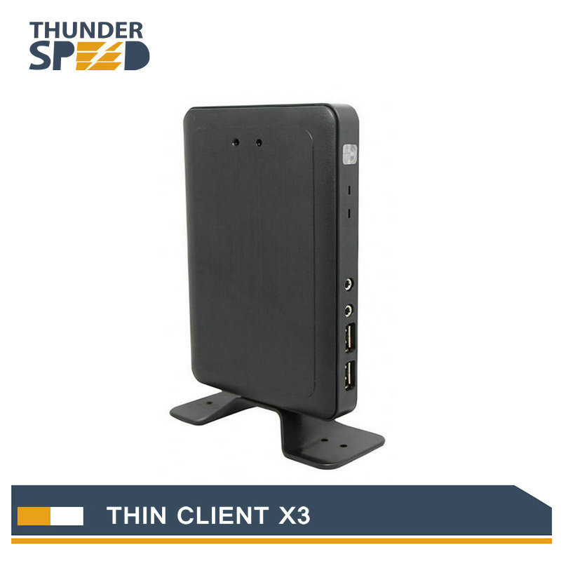 ФОТО Linux Thin Client Cloud Computer X3 with A9 Dual Core 1.5Ghz 1G RAM 4G Flash Linux 3.0 Embedded RDP 7.1 Protocol