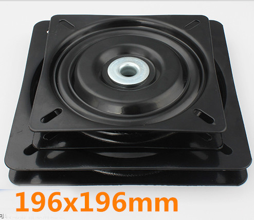 196mm Turntable Bearing Swivel Plate Lazy Susan! Great For Mechanical Projects Hardware Accessories hq hr 12inch 300mm full ball bearing swivel plate lazy susan turntable tv rack desk tool 360 degree furniture swivel stand