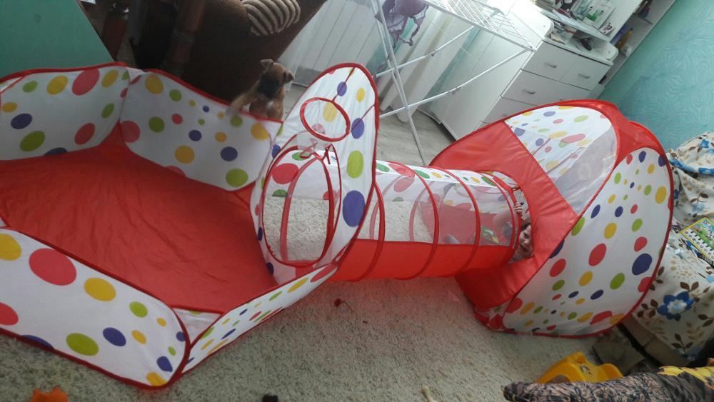 Детский развлекательный мини-комплекс с Алиэксресс