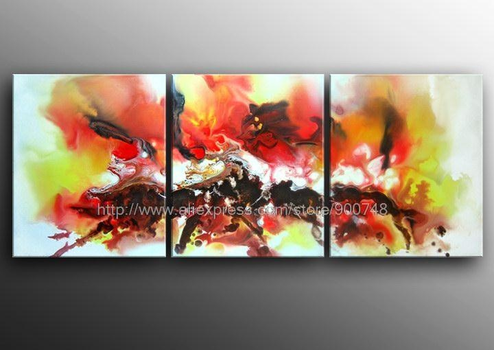 clearance abstract oil painting wall art decor modern canvas