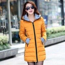 1PC Winter Jacket Women Cotton Padded Parkas For Women Winter Coat Jaqueta Feminina Casacos De Inverno Feminino Z007