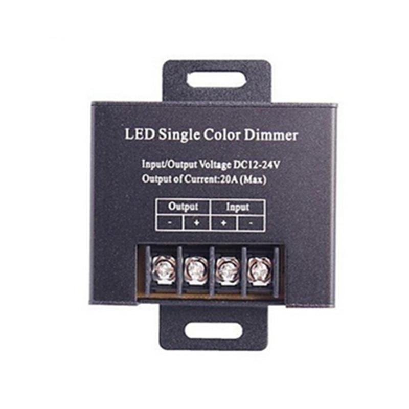 Անվճար առաքում DC12-24V 20A LED միանգամյա - Լուսավորության պարագաներ - Լուսանկար 2
