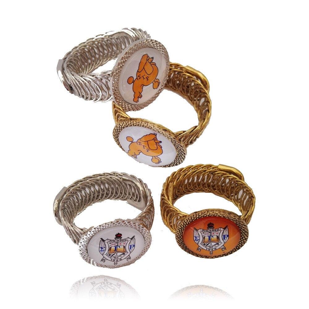 Panneau Salle De Bain Gamma ~  Personnalis Bracelet Bijoux Pour Sgr Sorority Et Fraternit