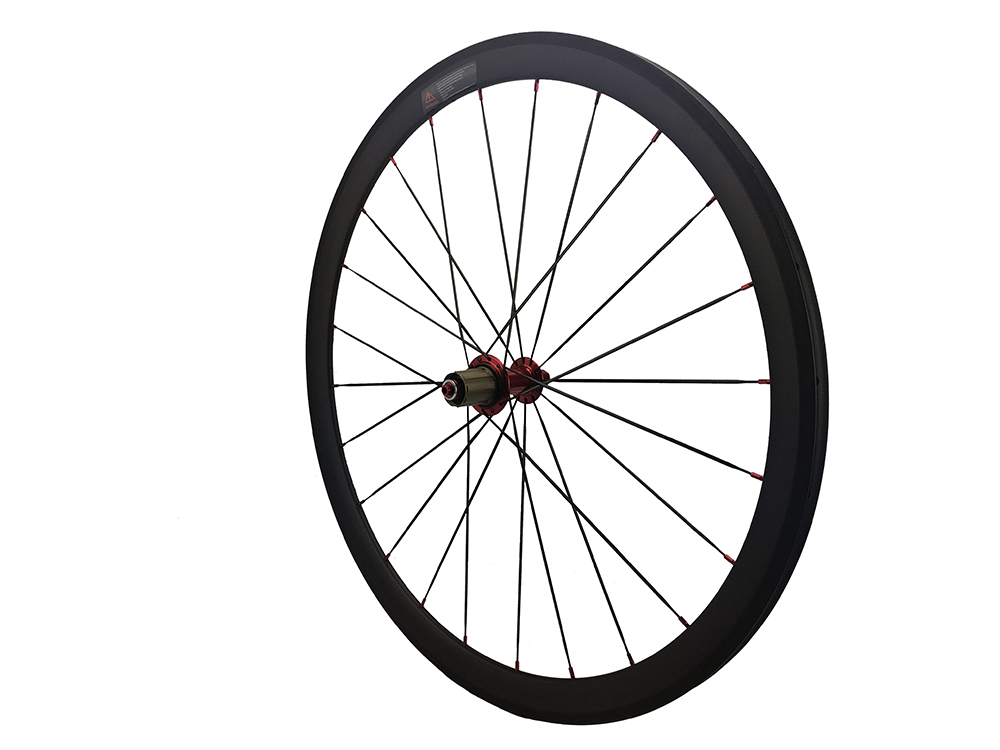 38mm Rear Carbon Wheel Tubular 700c Carbon Bike Bicycles Back Road