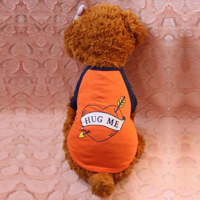 Cute Pet Dog Clothes