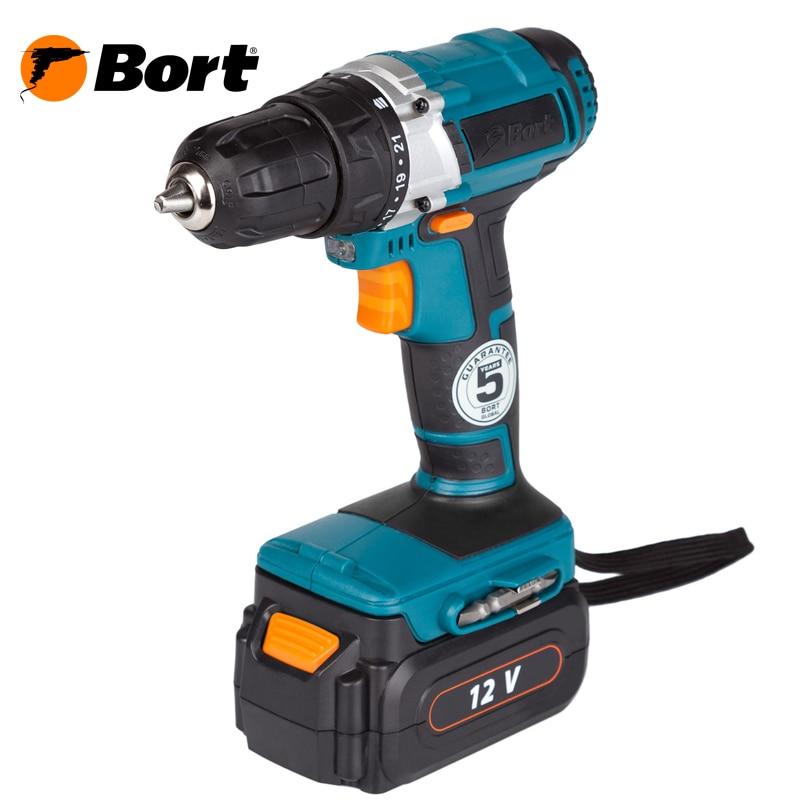 цены Cordless Drill/Driver Bort BAB-12-P