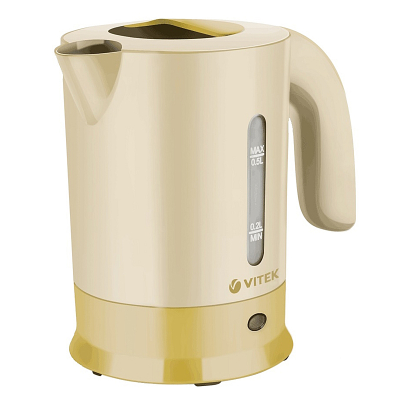 Electric kettle Vitek VT-7023 Y ke touch screen glass vt 10tb industry industrial industrial use y