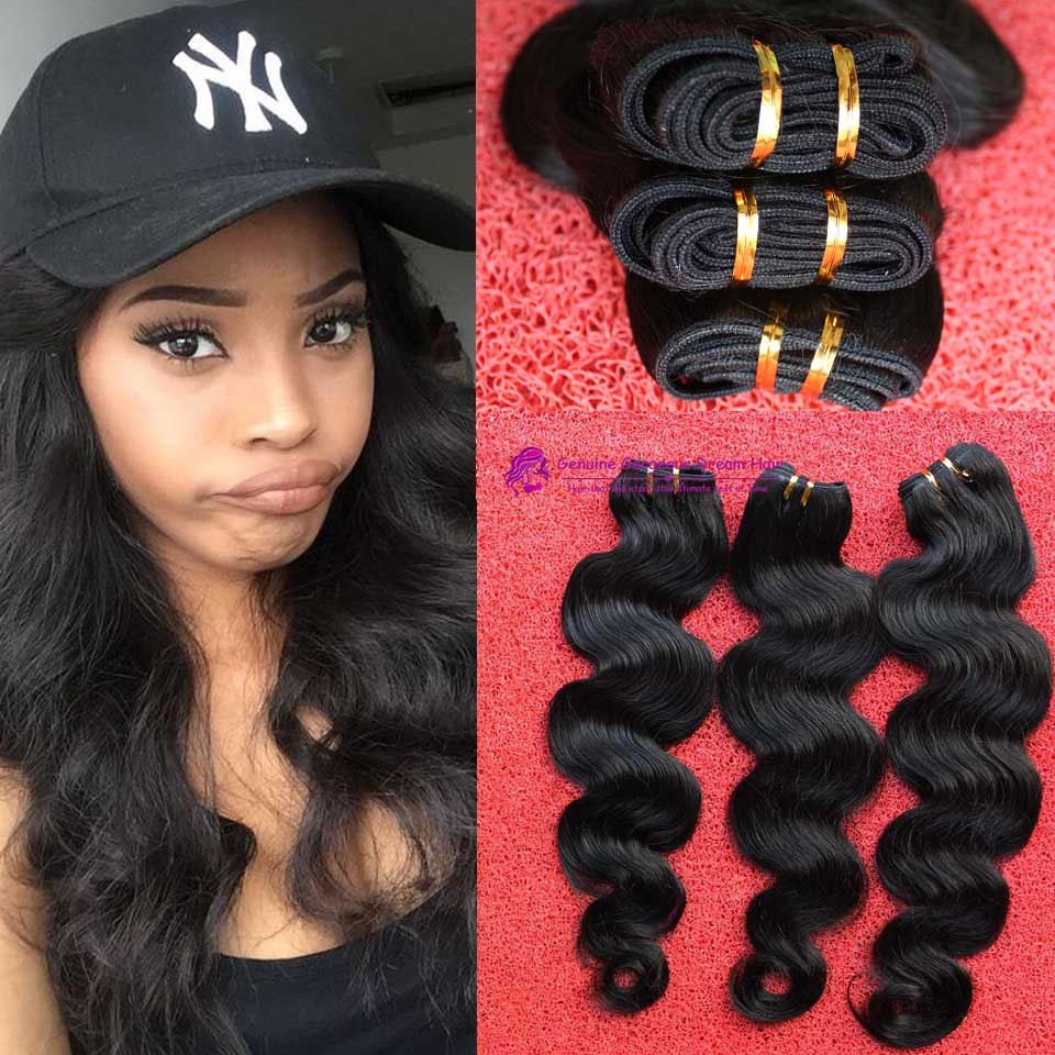 9A Chinese Virgin Hair Straight 3 Pcs 7A Unprocessed Virgin Chinese Straight Hair,Best Quality Human Hair Extensions For Black