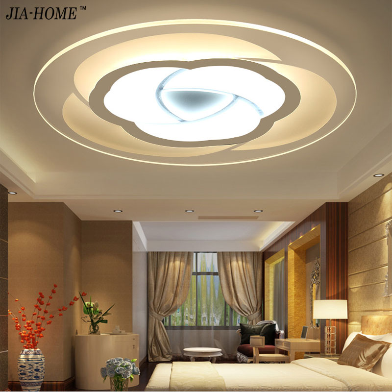 Modern dome Led lights ceiling bedroom Home Lamp with Acrylic boby and remote control or switch light in ceiling цена