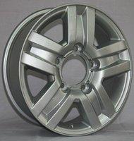 алюминиевый сплав колеса автомобиля для Киа