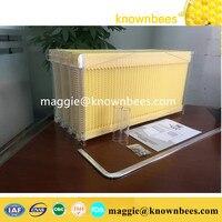 Мед само течет пчелиный улей кадров 1 коробка с 7 шт.