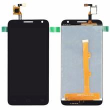 Noir Blanc Écran lcd + Écran Tactile Digitizer Assemblée Remplacement Pour Alcatel One Touch Idol 2 Mini S/6036/6036Y