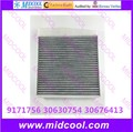 O envio gratuito de Alta qulality Filtro de Cabine filtro de Ar PARA 9171756 30630754 30676413