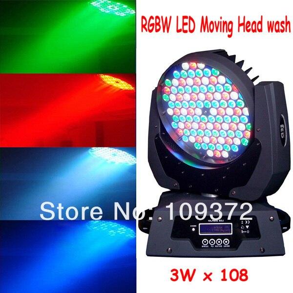 led movendo a cabeça lavagem dj projetor festa discoteca iluminações