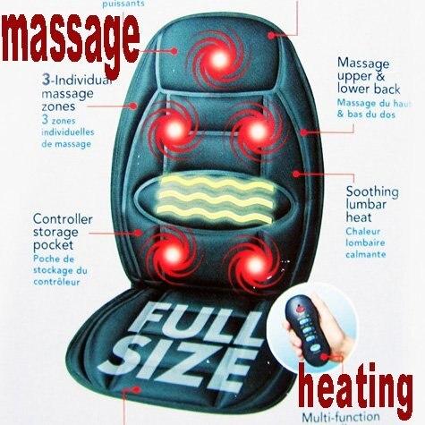 Massagermassage Cushionmassage Matheating Padcar MassagerWalmart CarChair