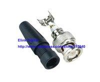 бесплатная доставка / 30 шт. / высокое качество видеонаблюдения кабель rg59 BNC разъем адаптер для коаксиальный кабель новый