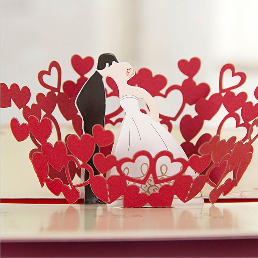 Double Hearts Wedding Tokens 12 Pieces
