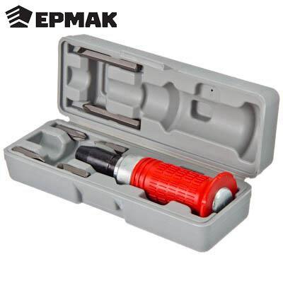 ERMAK IMPACTO bit CHAVE DE FENDA 160mm 6 nozzledrill virando ferramenta de baixo preço da alta qualidade usb venda reparação frete grátis 651-600