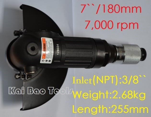 7`` air angle grinder1