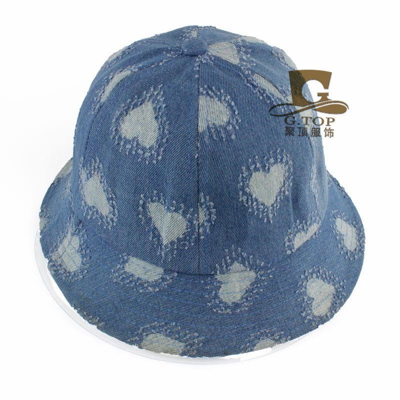 652f5c41e33 New denim hats Foldable Ladies jean hat Mountain climbing Tourism hat  sunbonnet-in Boys Costume Accessories from Novelty   Special Use on  Aliexpress.com ...