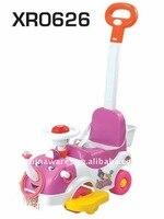 продвижение оптовая продажа пластиковая игрушка ездить на машине, автомобиль детский 0627