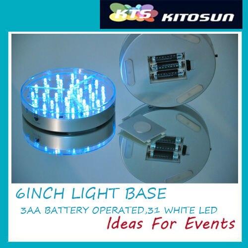 31 WHITE LED LIGHTS
