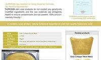 чистый качество Ross collagen Crystal красоты лица маска для лица лист бесплатная доставка
