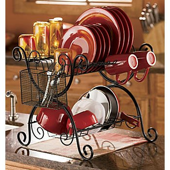 063868.jpg ... & Scroll Double Decker Dish Rack on Aliexpress.com | Alibaba Group