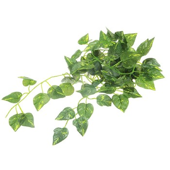 Party 2M Artificial Scindapsus Aureus Vine for Reptiles 1