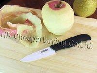 высокое качество горячая распродажа bestlead 4 ' плакать ручка керамический нож нож фрукты kinves Khan, # sku0116