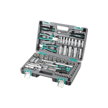 Набор инструментов STELS 14108 (69 предметов из высококачественной стали, кейс в комплекте)