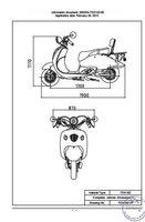 батарея lifepo4 для электрический скутер самокат ES утверждение