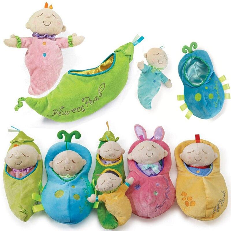 33 см Лидер продаж дети персонализированные Подушки Милые Плюшевые Съемный плюшевые Куклы творческие подарки на день рождения Детские спал...