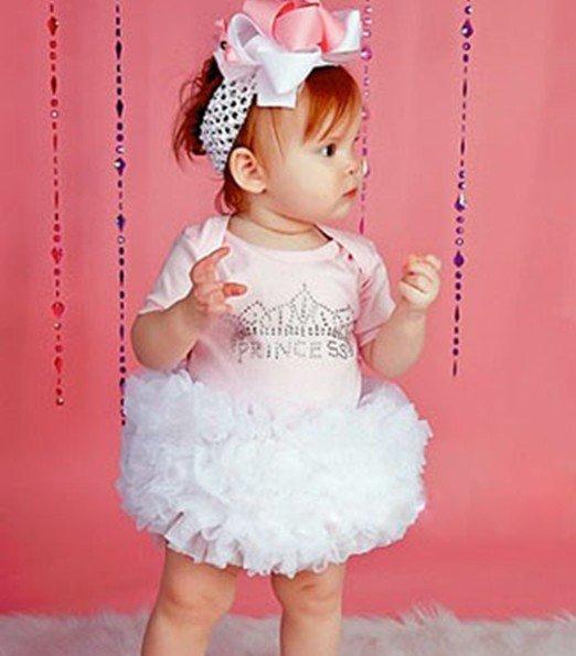 56ed9b04b597 Baby girls Summer Clothes Dress 3pcs Girls Dresses Girls Princess ...