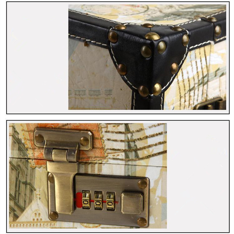 Antique Valises 24 20 Pouce Architecture Inch Sacs Pour Inch Filles Spinner Bagages Vintage 14 Inch Pu And 20 Chariot Inch Voyage 24 Femmes 14 14 Ensembles 20 HqxP1Pz