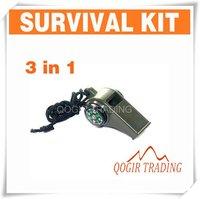 3 в 1 термометр и компас выключатель дисперсии отдых на природе 6146