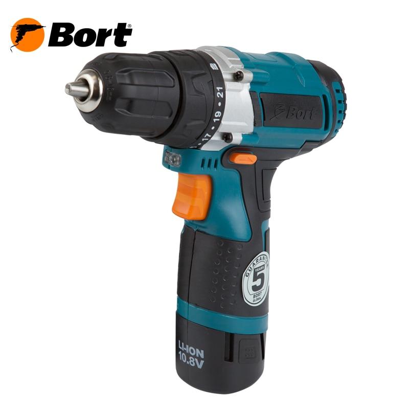 Cordless drill Bort BAB-10,8N-Li bort bas 36n li