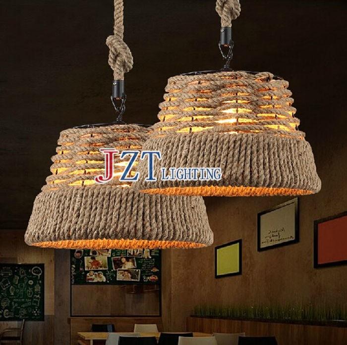 ZYY Винтаж подвесные светильники индустриальный Лофт лампа Dia36 * H22cm E27 Эдисон лампы Американский Стиль для ресторана/украшение для дома, рест