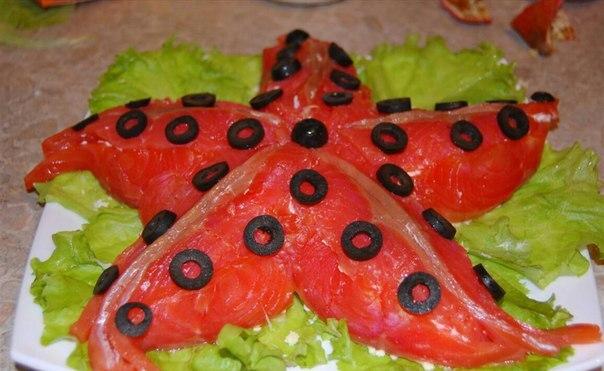 Овощные салаты на новый год с фото