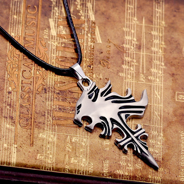 Final Fantasy VIII Squall Necklace