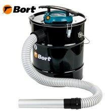 Пылесос универсальный Bort BAC-500-22 (уборка каминов, печей, сборка цемента, битого стекла)