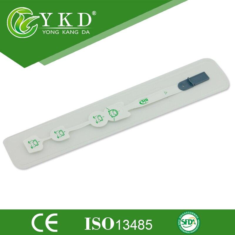 Usa e getta BIS Sensore, Sensori Indice Bispectral (BIS), Pediatrici cervello elettrodi con i certificati del CEUsa e getta BIS Sensore, Sensori Indice Bispectral (BIS), Pediatrici cervello elettrodi con i certificati del CE