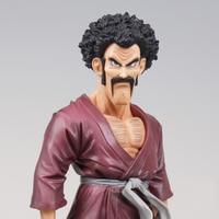 Anime Dragon Ball Z Super Mr. Satan Resolutie van Soldaten Action Figure Juguetes DragonBall Hercule Collection Model Speelgoed 19 cm