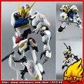 """100% Original BANDAI Tamashii Nations Spirits Robô Figura de Ação-Gundam Barbatos """"Mobile Suit Gundam: Ferro Puro-Sangue órfãos"""""""