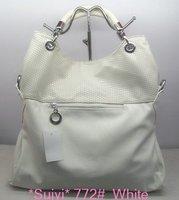 оптовая продажа новый стиль высокое качество сумма белый и черный сумки сумки на Rene, кошелек Mask-плацебо может заказ смешивания @ а01