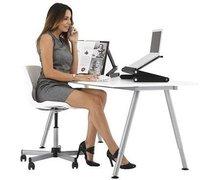 человека высокая ноутбук стол / алюминий компьютер стол / компьютер / стол Т8